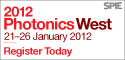 SPIE Photonics West 2012
