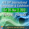 AVS 59th International Symposium and Exhibition