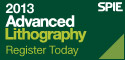 SPIE Advanced Lithography 2013