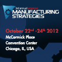 3rd Annual American Manufacturing Strategies Summit 2012
