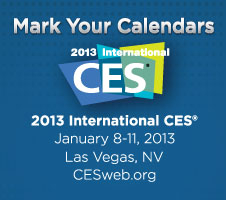 2013 International Consumer Electronics Show