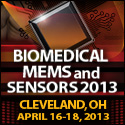BioMedical MEMS and Sensors 2013
