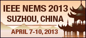 8th Annual IEEE International Conference on Nano/Micro Engineered and Molecular Systems