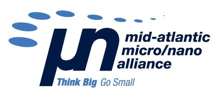 Mid-Atlantic Micro/Nano Alliance Spring Symposium