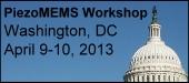 3rd International PiezoMEMS Workshop