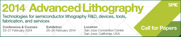 SPIE Advanced Lithography 2014