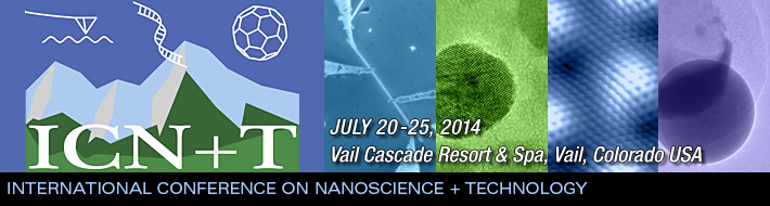 ICN+T 2014: International Conference on Nanoscience + Technology