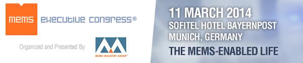 MEMS Executive Congress Europe 2014