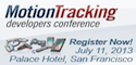 MotionTracking Developers Conference