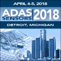 ADAS Sensors 2018