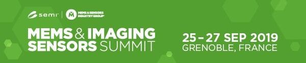 MEMS & Imaging Sensors Summit
