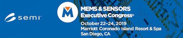 MEMS & Sensors Executive Congress (MSEC 2019)