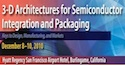 3-D Architectures for Semiconductor Integration and Packaging
