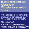 Elsevier - Comprehensive Microsystems