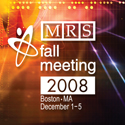 Materials Research Society Fall meeting and exibit
